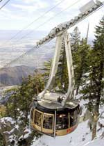 Picture of a ropeway worked on with a Ropeway Maintenance Technician Certificate from CMC.